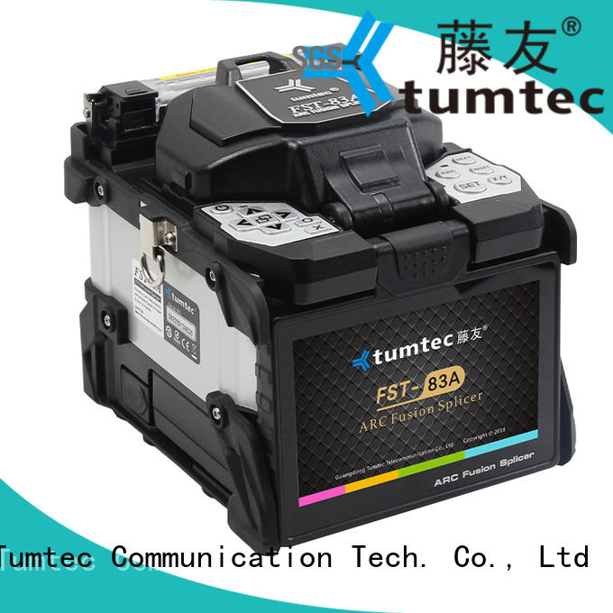 oem odm fusion splicing machine 83a reputable manufacturer for fiber optic solution