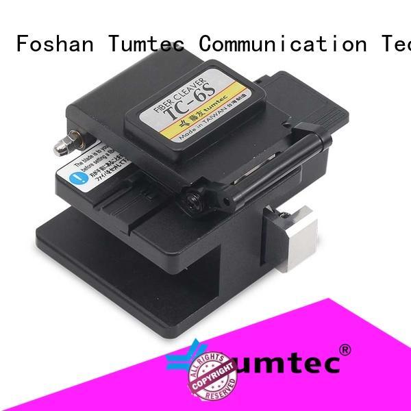 Tumtec tc6s 12 strand fiber cable customized for telecommunications