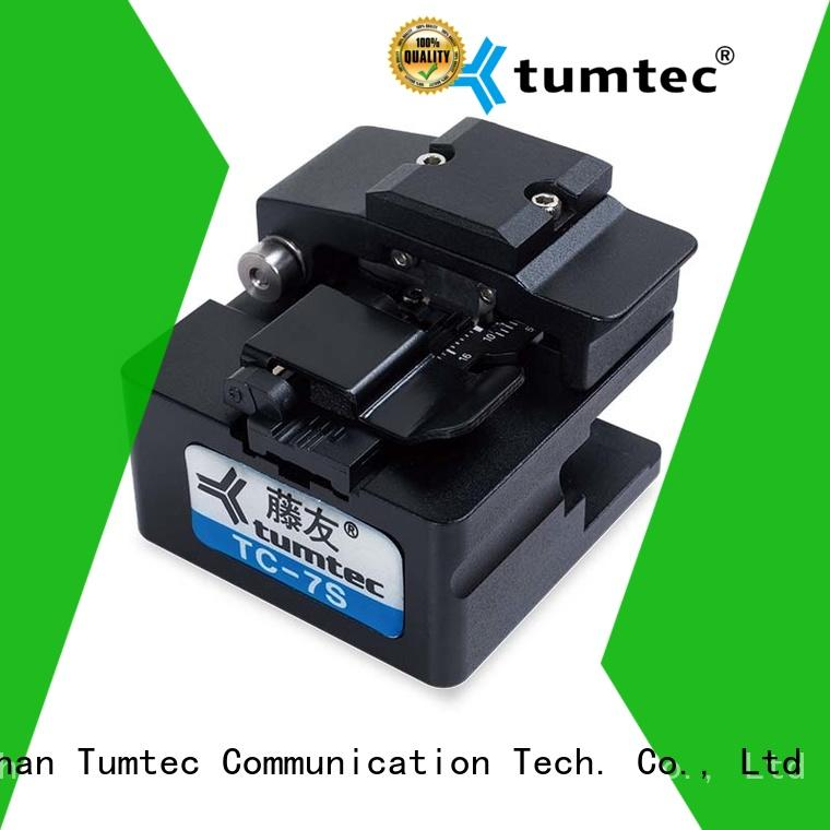 fiber optic cleaver tc6s factory direct supply for fiber optic field