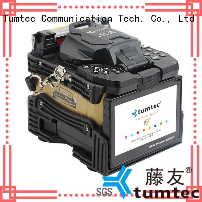 Tumtec v9 what is fusion splicing reputable manufacturer for outdoor environment