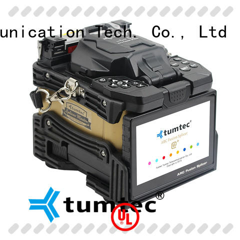 Tumtec oem odm splicing machine wholesale for fiber optic solution bulk production