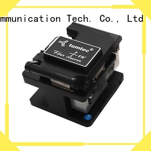 durable optical fiber cleaver a9 for fiber optic field Tumtec