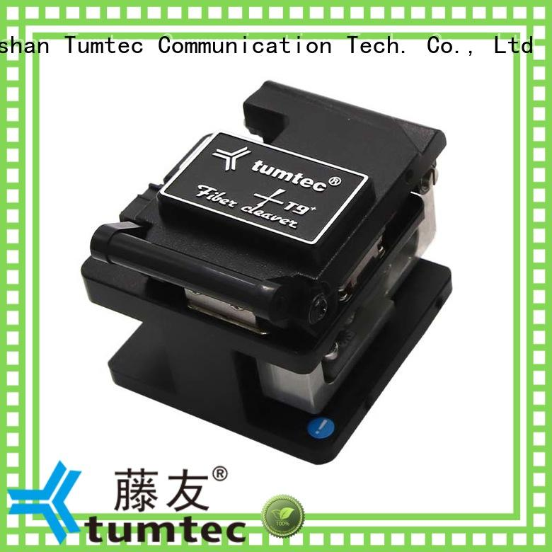 unrivalled quality fiber optic cleaver tc7s with good price for fiber optic solution
