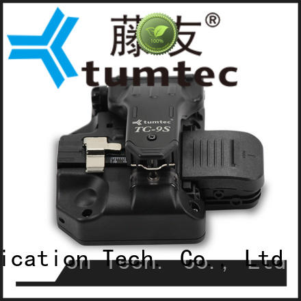 Tumtec fiber cleaver with good price for fiber optic field