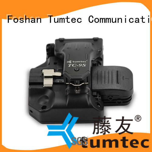 durable optical fiber cleaver customized for fiber optic solution Tumtec