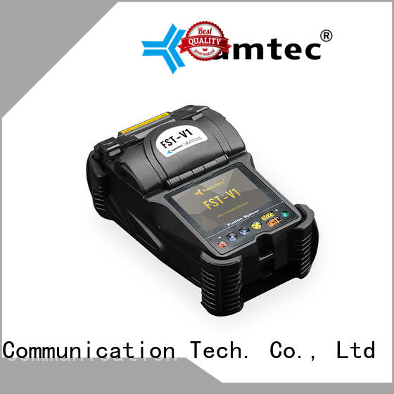 Tumtec worldwide Fiber Optic Splicing Machine best manufacturer for telecommunications