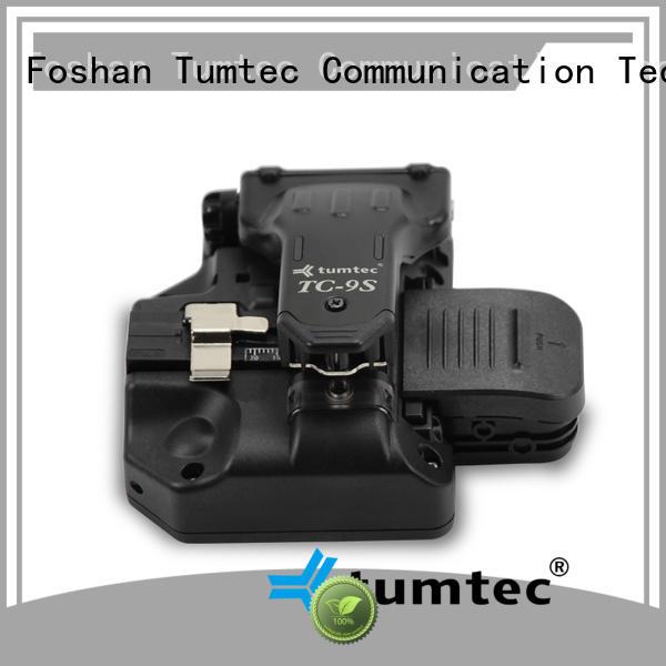 fiber optic splicing machine tumtec factory for telecommunications