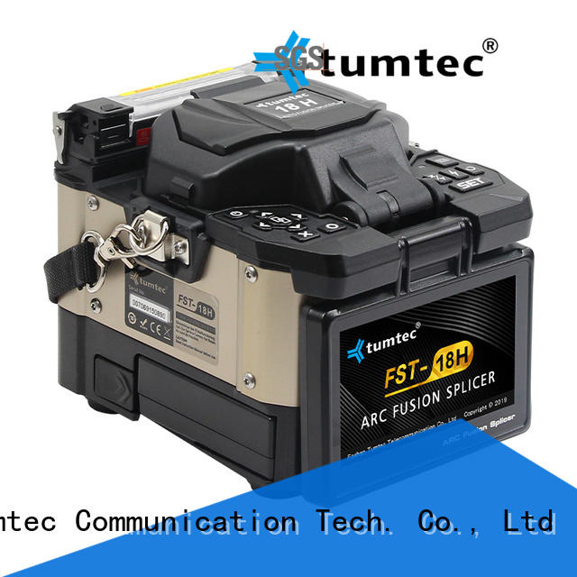 Tumtec worldwide best splicing machine factory directly sale for outdoor environment