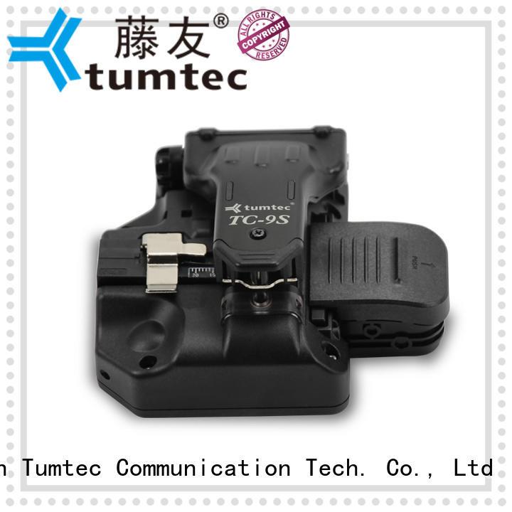 lightweight best fiber cleaver tumtec for business for fiber optic solution