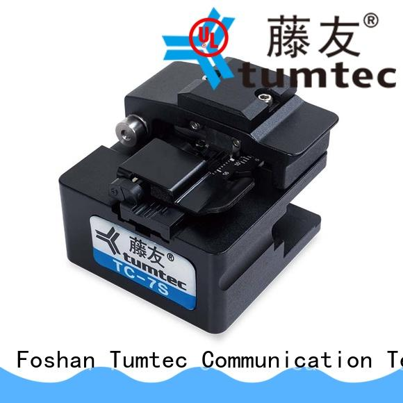 Tumtec optical fiber cleaver with good price for fiber optic field