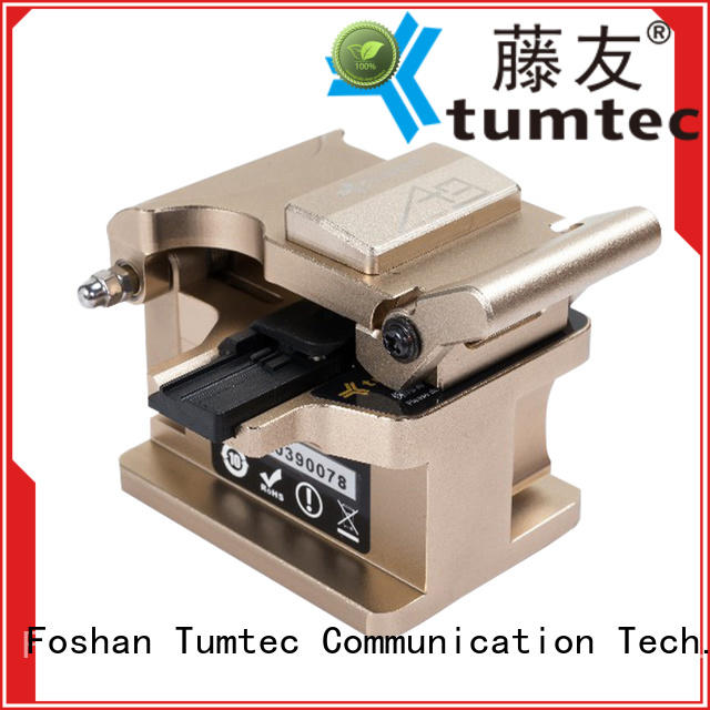 tcf8 fiber cleaver customized for fiber optic solution Tumtec