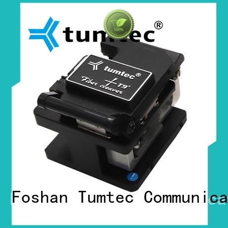 Tumtec durable optical fiber cleaver manufacturers for fiber optic solution