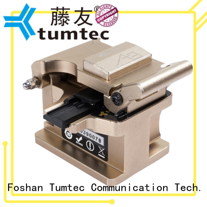 Tumtec unrivalled quality optical cleaver durable for fiber optic solution