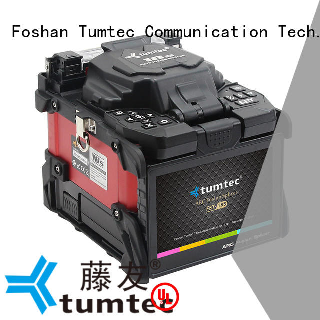 Tumtec effective FTTH splicing machine reputable manufacturer for telecommunications