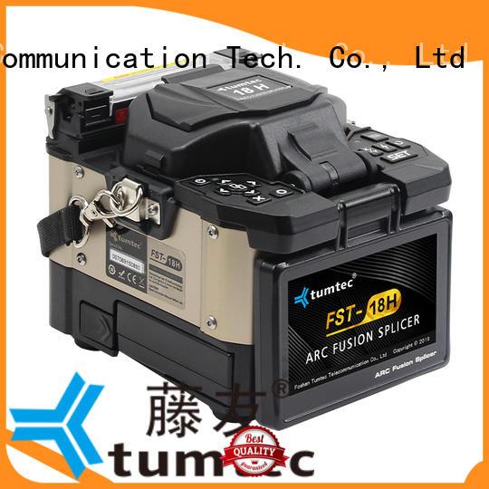 best fiber splicing machine fst18s for telecommunications Tumtec