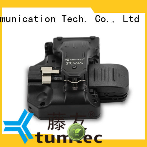 Tumtec durable fiber optic cleaver with good price for fiber optic field