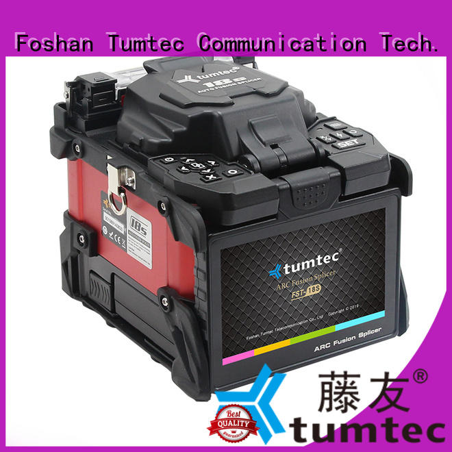 effective fusion splicing machine tumtec from China for telecommunications