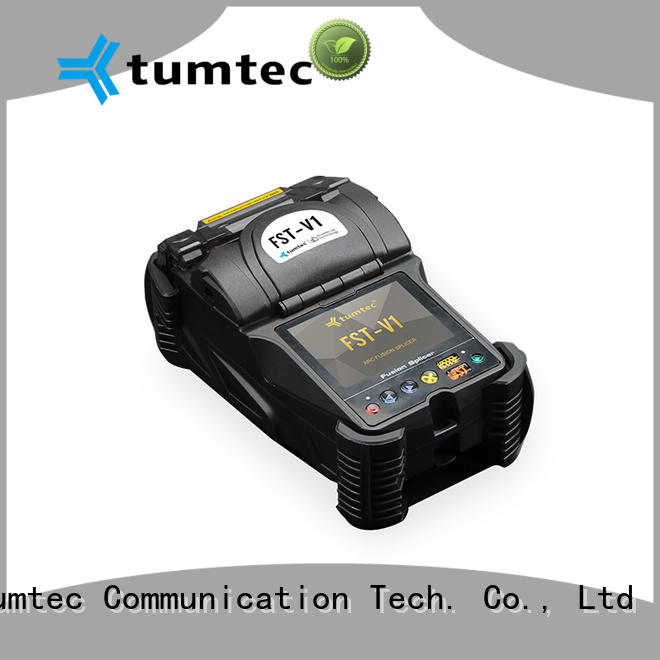 Tumtec six motor fiber machine price company for telecommunications
