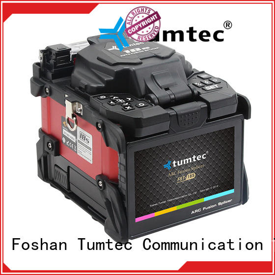 Tumtec six motor fiber optic blowing machine rental from China for outdoor environment