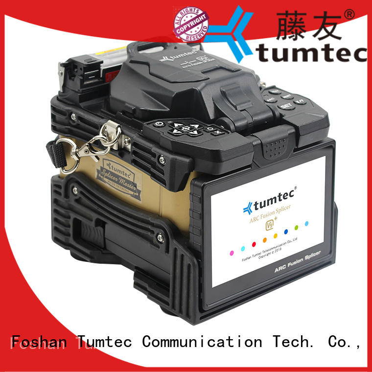 fst18s best splicing machine factory directly sale for telecommunications Tumtec
