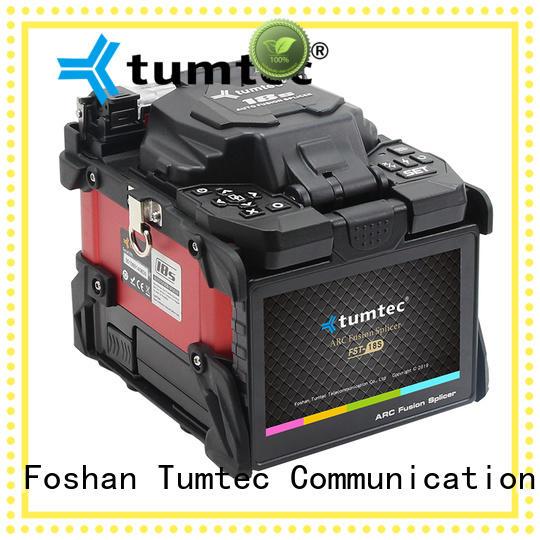 Tumtec effective fiber joint machine price personalized bulk buy