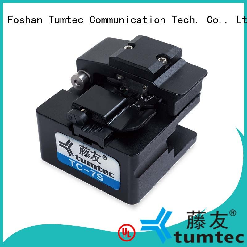 unrivalled quality fiber optic cleaver t9 with good price for fiber optic field