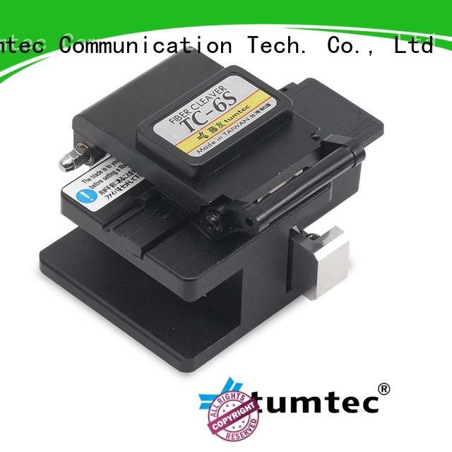 Tumtec tc6s power over fiber optic for telecommunications