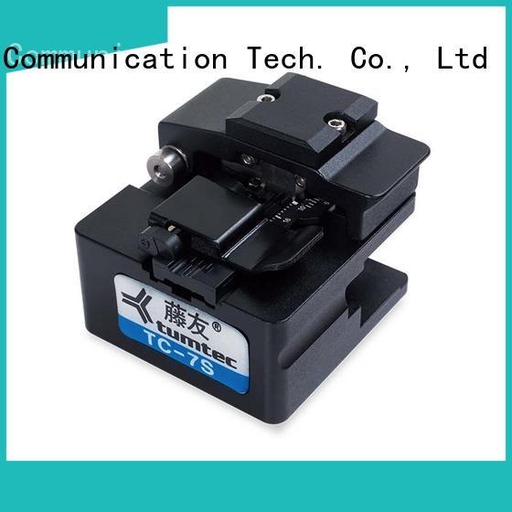 fiber optic cleaver a9 for telecommunications Tumtec
