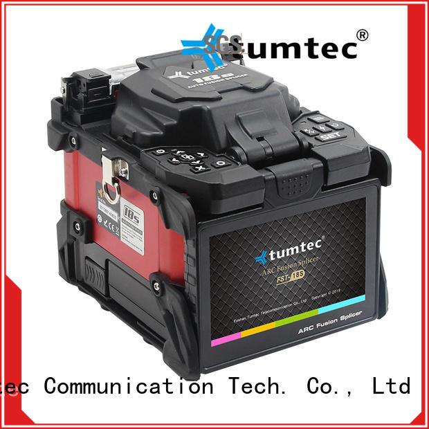 Tumtec long distance fiber splicing companies best manufacturer for fiber optic solution bulk production