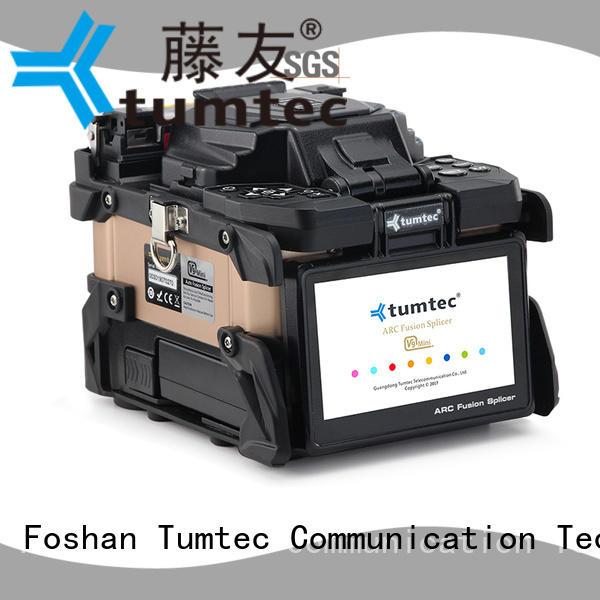 Tumtec oem odm optical fiber splicing machine tumtec for outdoor environment