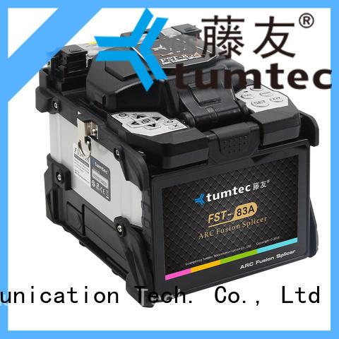 optical fiber fusion fiber six motor for outdoor environment Tumtec