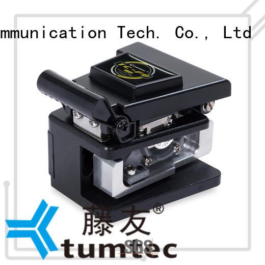 precision fiber cleaver fiber for fiber optic solution Tumtec