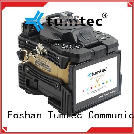 Tumtec tumtec optical fiber splicing machine india supply on sale