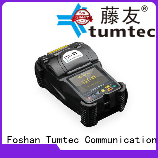 six motor FTTH splicing machine reputable manufacturer for telecommunications Tumtec