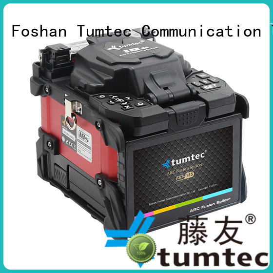fiber fusion machine 83a for outdoor environment Tumtec
