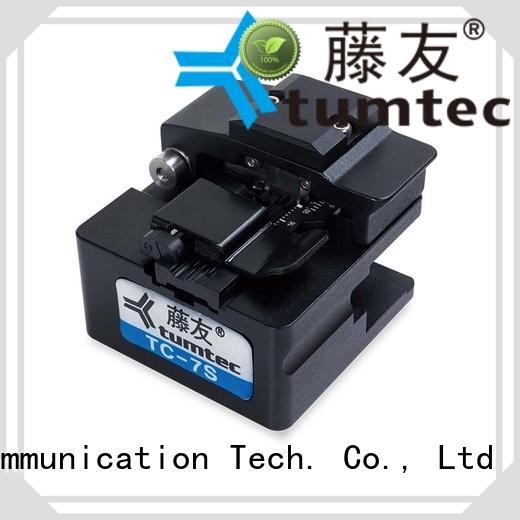 optical cleaver fiber for fiber optic field Tumtec