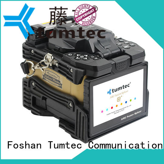 Tumtec oem odm fiber splicing machine reputable manufacturer for outdoor environment