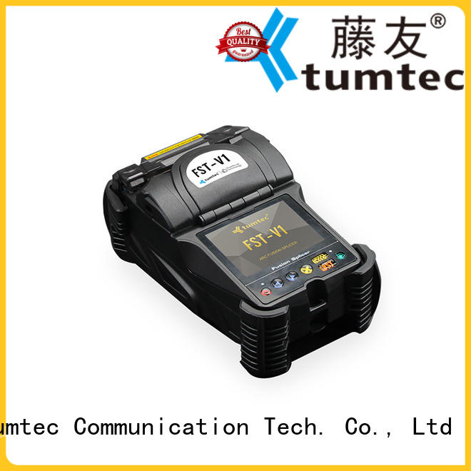 Tumtec oem odm FTTH splicing machine reputable manufacturer for outdoor environment