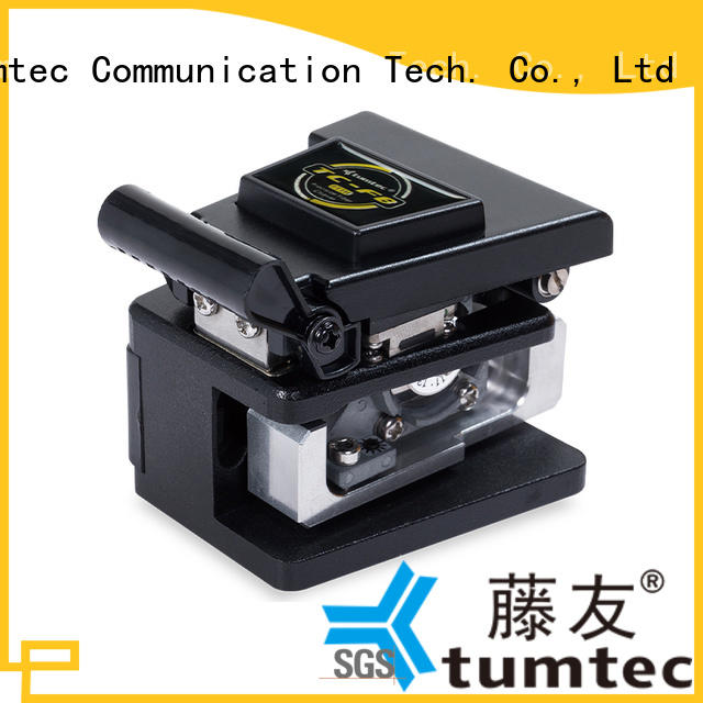 Tumtec tc7s optical fiber cleaver price Supply for fiber optic field