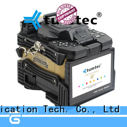 Tumtec equipment fusion machine tool sales supplier for telecommunications