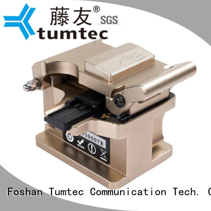 optical fiber cleaver tc7s customized for fiber optic solution