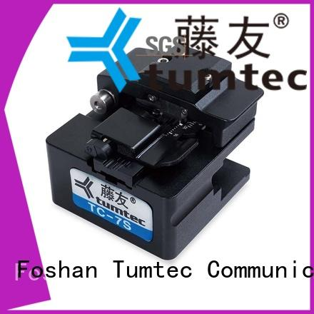 lightweight fiber optic cleaver quality with good price for fiber optic solution