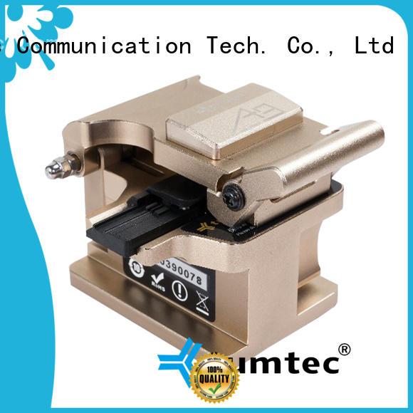 Tumtec lightweight fiber optic capacity for fiber optic field