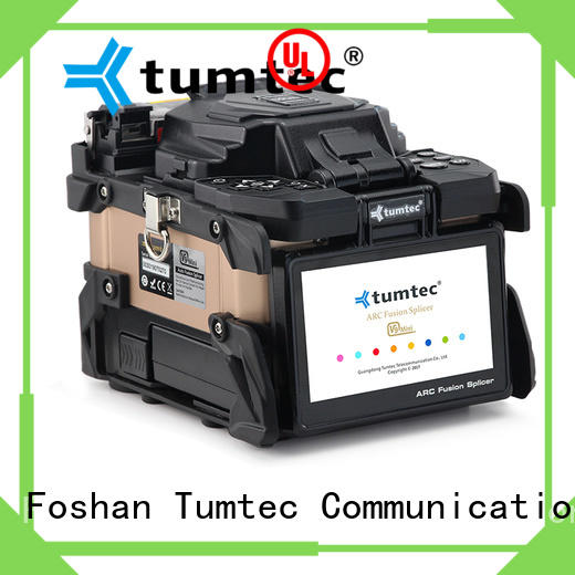 Tumtec effective fusion splicing vs mechanical splicing factory directly sale for outdoor environment