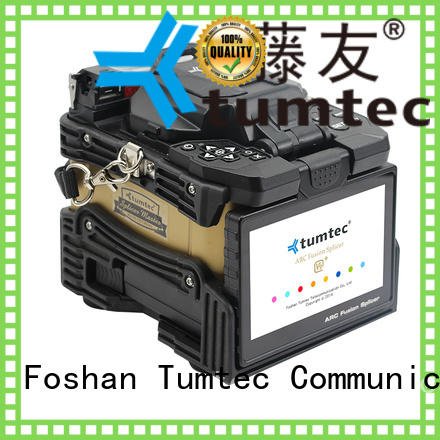 fst18h fusion splicing machine factory directly sale for telecommunications Tumtec
