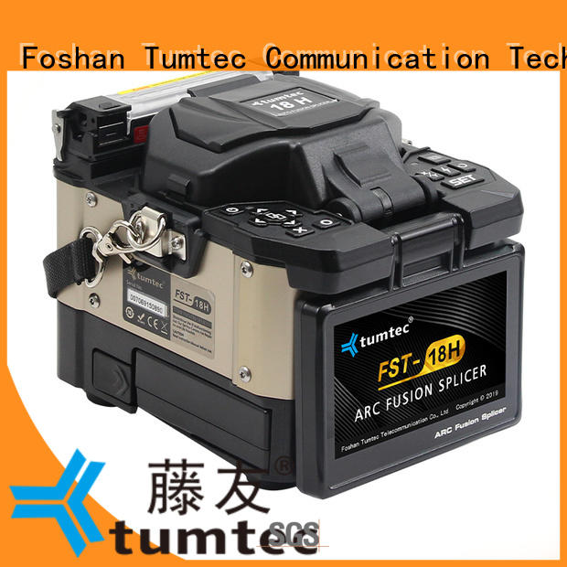 Tumtec oem odm FTTH splicing machine factory directly sale for outdoor environment