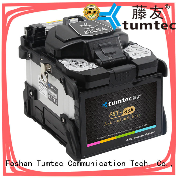 long distance splicing equipment from China for fiber optic solution Tumtec