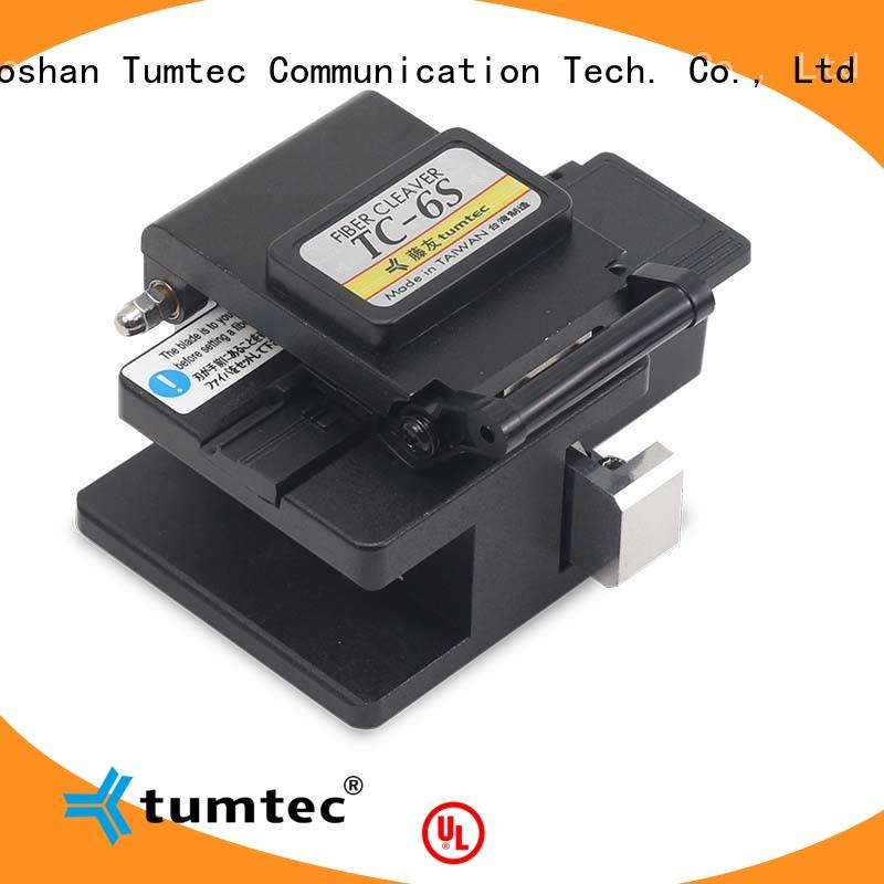 Tumtec tc6s optical cleaver inquire now for telecommunications