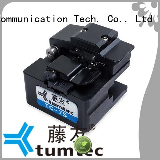 Tumtec tumtec best fiber cleaver inquire now for fiber optic field