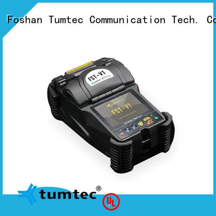 Tumtec oem odm fiber optic splicing kit price reputable manufacturer for fiber optic solution